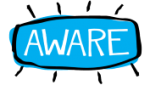 The Aware Program Logo